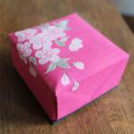 桜 コットンリネン(小サイズ)          *お買上げ済
