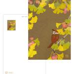 Post Card 銀杏サイクル