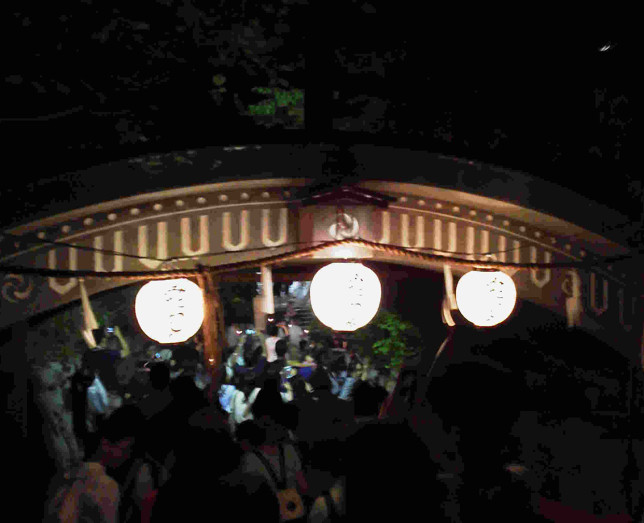 20150726 みたらし祭